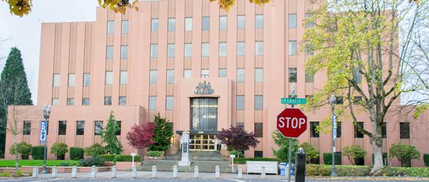 Clark County, Washington Courthouse